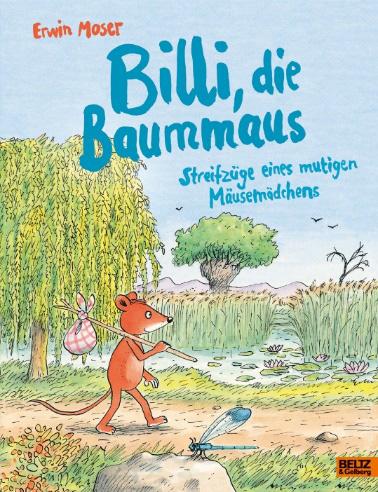 Cover: Billi, die Baummaus