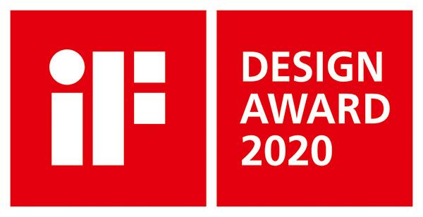 Logo iF Design Award 2020