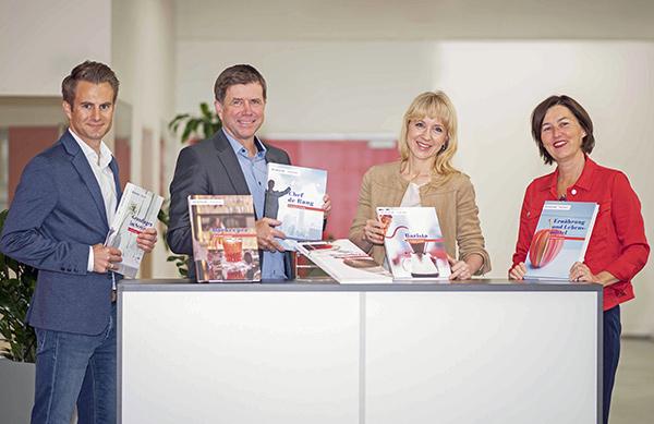 Auszeichnungen beim renommierten Swiss Gourmet Book Award 2020   © Trauner Verlag