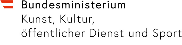 Logo Bundesministerium Kunst, Kultur, öffentlicher Dienst und Sport