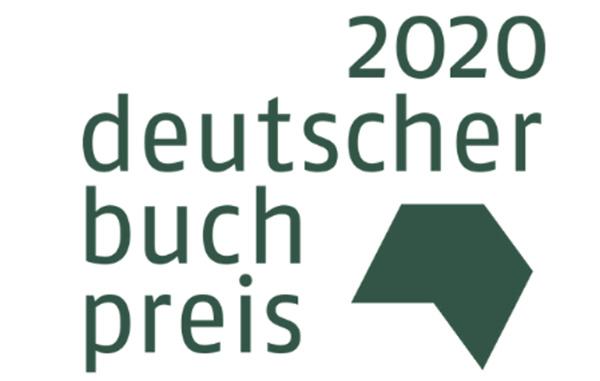 Logo Deutscher Buchpreis 2020