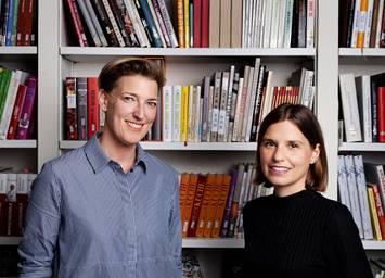 Friederike Harr und Anna Klaus | © Gianmaria Gava