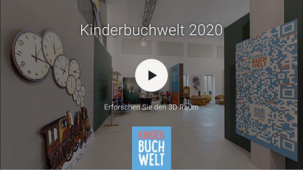Kinderbuchwelt 2020 – virtuell | © Kinderbuchwelt