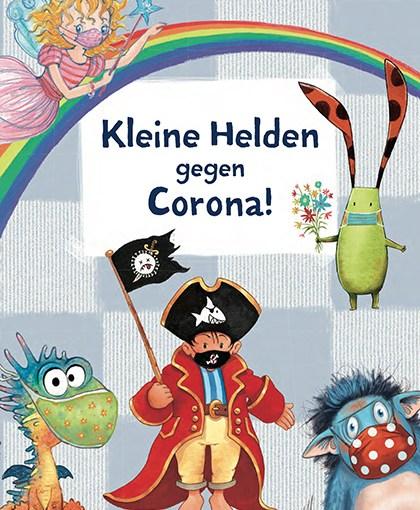Coppenrath – Bilderbuchhelden berichten aus ihrem Corona-Alltag