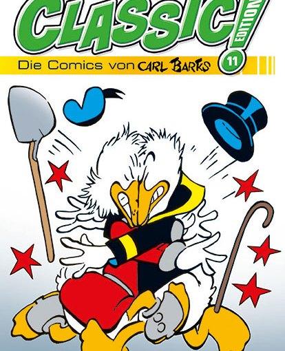 120 Jahre Carl Barks – Der Mann, der Entenhausen schuf