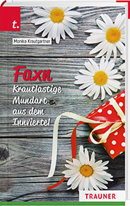 Cover Faxn | © Trauner Verlag