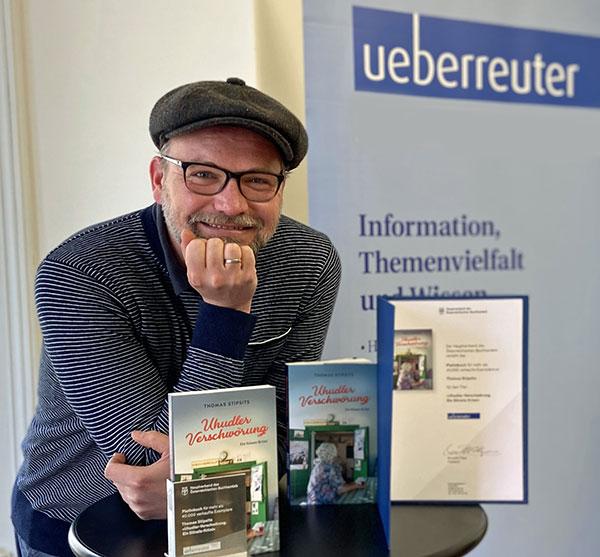 Thomas Stipsits | © Ueberreuter Verlag