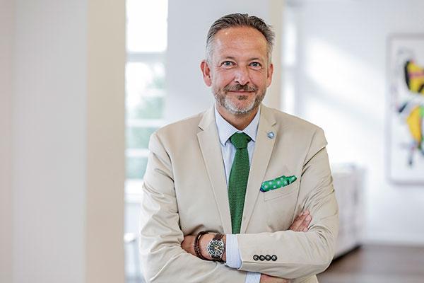 Peter Kraus vom Cleff wird neuer Hauptgeschäftsführer des Börsenvereins des Deutschen Buchhandels