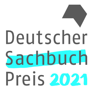 Logo Deutscher Sachbuchpreis 2021