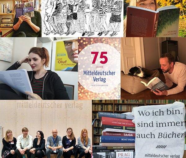 75 Jahre Mitteldeutscher Verlag