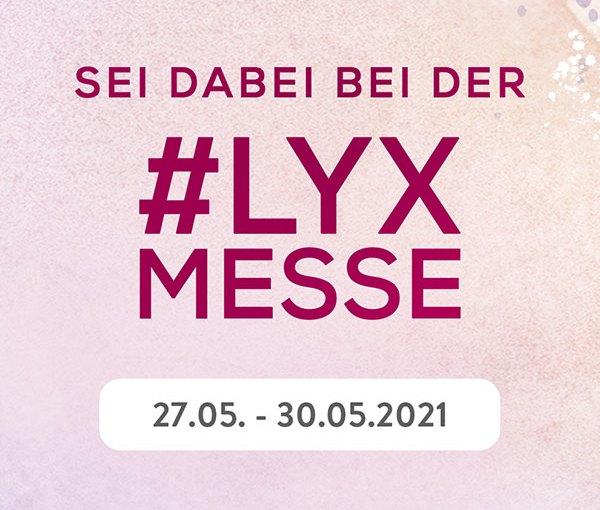 Die #LYXmesse – das digitale Event der jungen deutschsprachigen Buchcommunity – geht in die 3. Runde!