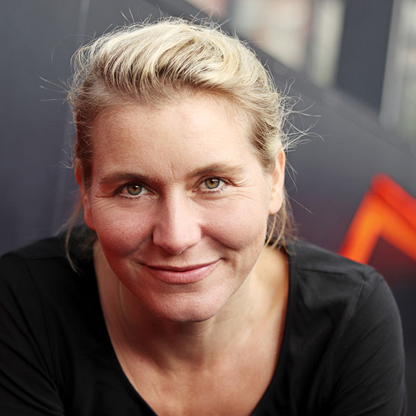 Frauke Angel | © Sören Grochau