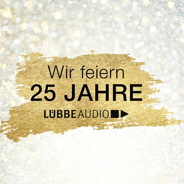 Banner 25 Jahre Lübber Audio