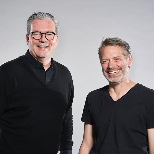 Marcus Stahl und Patric Faßbender | © tonies.de