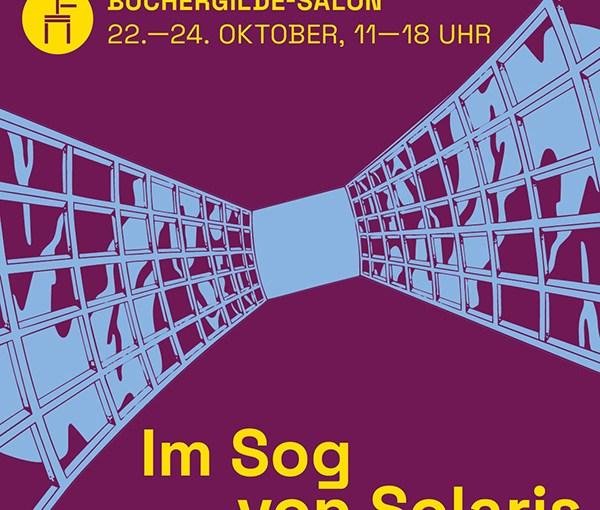 Im Sog von Solaris – Büchergilde-Salon im Literaturhaus Frankfurt