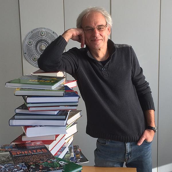 Bernd-M. Beyer | © Verlag Die Werkstatt