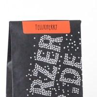 Verschluss Tellicherry 200 Gramm Tüte