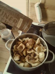 Schnell und einfach - das Kartoffelpuffer Rezept