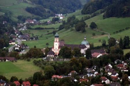Sankt Trudpert-klooster