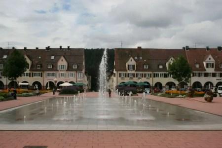 Marktplatz Freudenstadt