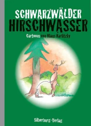 Schwarzwälder Hirschwasser