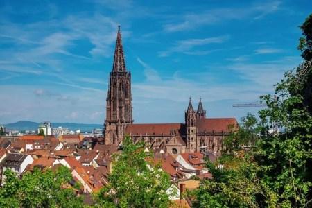 Blick auf das Münster<br> <br /> Bild: Pixabay <br />