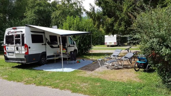 Camping im Schwarzwald