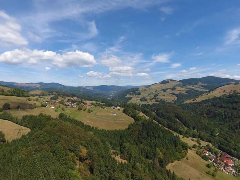 Mit dem Caprio durch den Schwarzwald