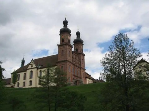 Barockkirche St. Peter