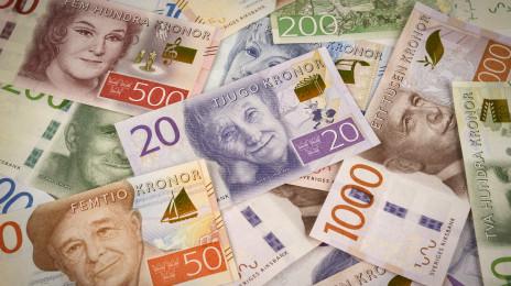 Die Neuen Schwedischen Banknoten