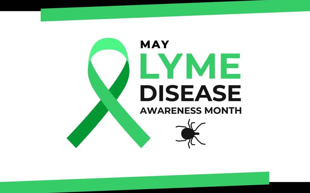 Lyme Disease and tick borne illness awareness