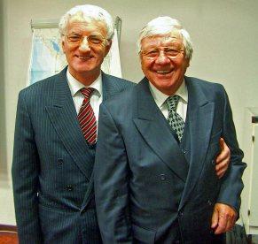 Vereinsgründung: Botschafter Mehmet Elezi und Präsident Rolf Alther
