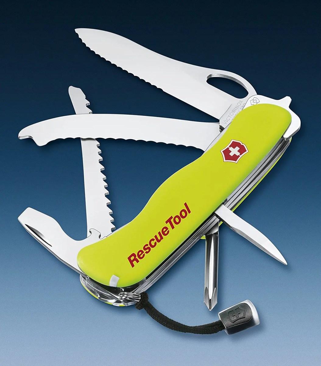 Rettungsmesser - Victorinox Rescue Tool