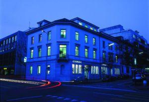 Der Hauptsitz der AEK Energie AG in Solothurn. Bild: AEK Energie AG