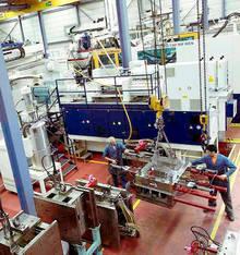 In Widnau produziert Plaston Kunststoffspritzguss-Produkte. Bild: www.plaston.ch