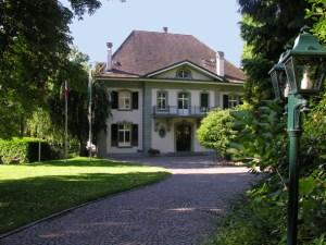 Der Firmensitz der Bondpartners in Lausanne. Quelle: Bondpartners SA
