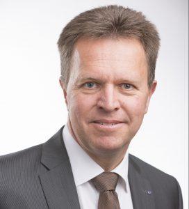 Jürg von Allmen ist Direktor der Saanen Bank AG. Bild: zvg