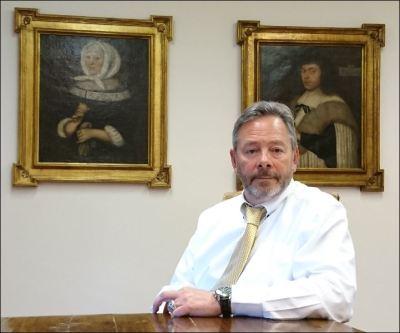 Christian Plomb ist CEO und Verwaltungsratspräsident der Bondpartners SA. Bild: zvg
