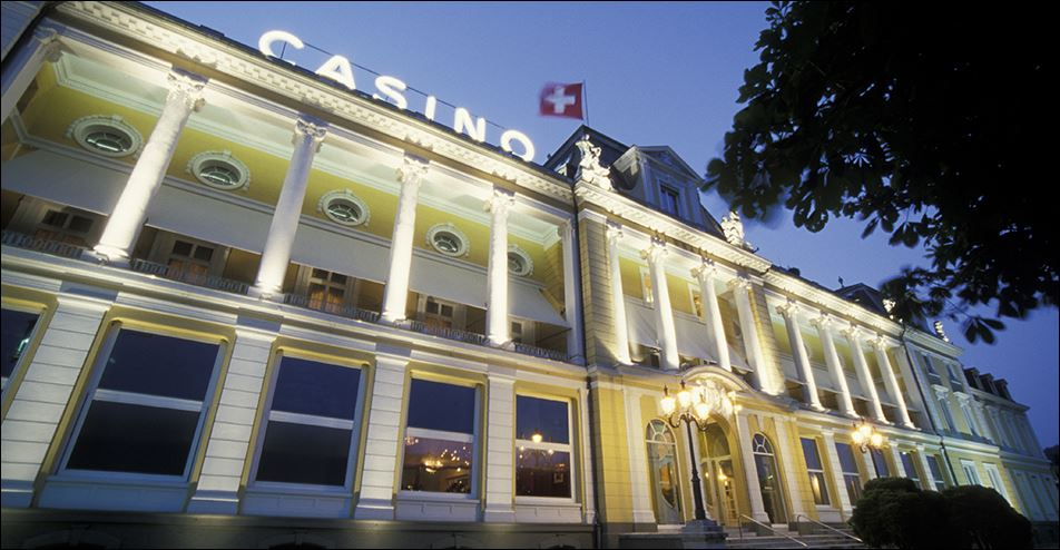 The Club Casino Luzern