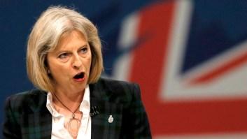 Wohin steuern die britischen Inseln – ist May eine neue eiserne Lady? Quelle: hungertv.com