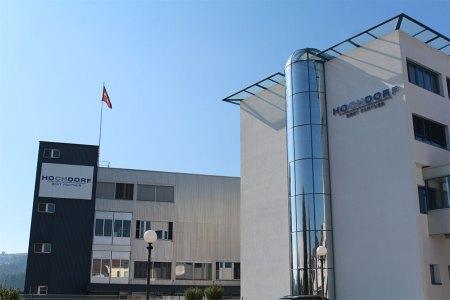 Der Firmensitz der Gesellschaft in Hochdorf. Bild: www.hochdorf.com
