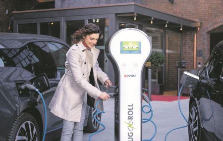 Auch das Bündner Energieunternehmen Repower setzt auf den Trend Elektromobilität. Bild: www.repower.ch