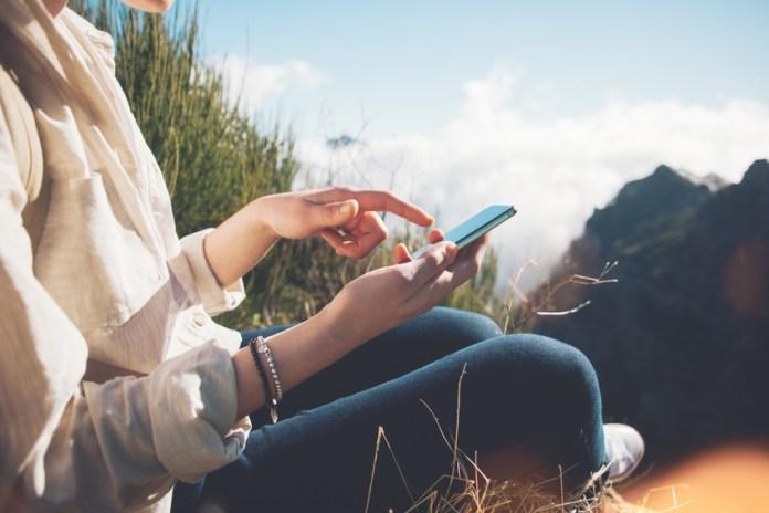 Reisen mit dem Smartphone
