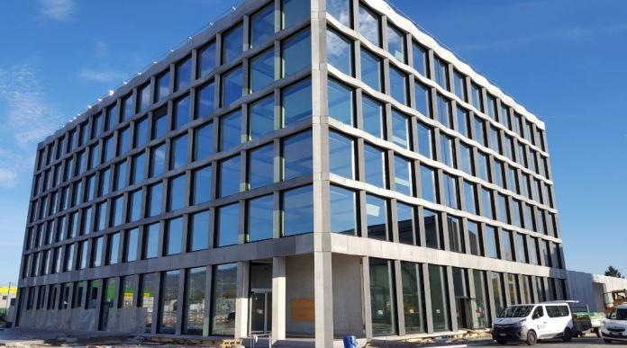 IBAarau neue Bürogebäude