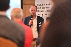 Norbert Patt, CEO Bergbahnen Engelberg-Trübsee-Titlis Bild: Sandra Blaser, schweizeraktien.net