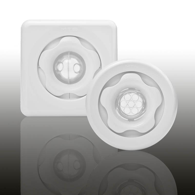 UNI SET Komplettset für Betonbecken mit Folienauskleidung ABS Signalweiß (Lang) Image