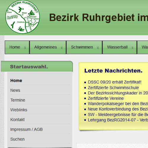Bezirk Ruhrgebiet