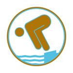 Deutsches Jugendschwimmabzeichen Bronze