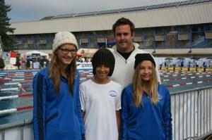 Österr. Meisterschaften der Jugend und Schülerklasse Kapfenberg 50m