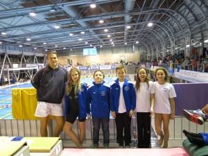 2 neue Burgenlandrekorde für Lena Purner und Alexander Szekely